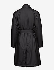 Rains - W Trench Coat - regntøj - 01 black - 5