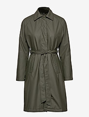 Rains - W Trench Coat - regntøj - 03 green - 3