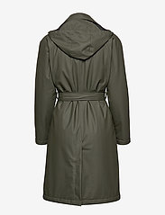 Rains - W Trench Coat - regntøj - 03 green - 4