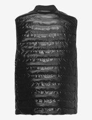 Rains - Trekker Vest - vestes rembourrées - 76 shiny black - 1
