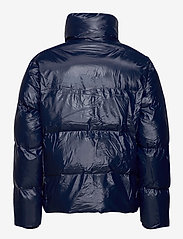 Rains - Boxy Puffer Jacket - vestes matelassées - 07 shiny blue - 1