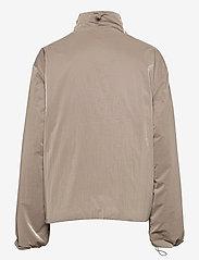 Rains - Drifter Track Jacket - manteaux de pluie - 17 taupe - 1