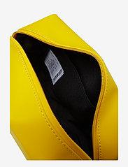 Rains - Wash Bag Small - toilettassen - 04 yellow - 4