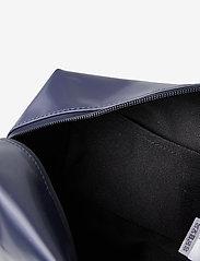 Rains - Wash Bag Small - kulturtaschen - 07 shiny blue - 3