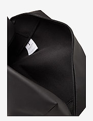 Rains - Wash Bag Large - kulturtaschen - 01 black - 3