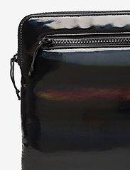"Rains - Laptop Cover 11"" - laptoptassen - holographic black - 3"