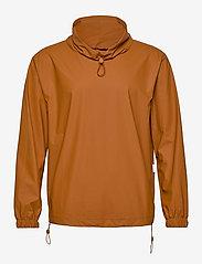 Rains - Ultralight Pullover - regenbekleidung - 87 camel - 0