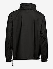 Rains - Ultralight Pullover - manteaux de pluie - black - 1