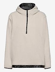 Fleece Pullover - 58 OFF WHITE