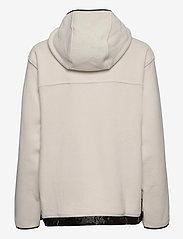 Rains - Fleece Pullover - fleece jassen - 58 off white - 1