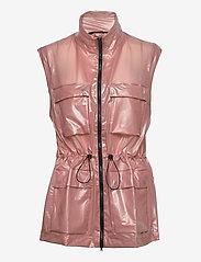 Rains - Ultralight Zip Off Parka - manteaux de pluie - 32 shadow blush - 2