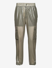 Rains - Ultralight Cargo Pants - regnbukser - 27 shadow olive - 2