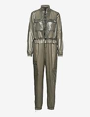 Rains - Ultralight Jumpsuit - manteaux de pluie - 27 shadow olive - 0
