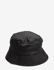 Rains - Bucket Hat - mützen & caps - 01 black - 1