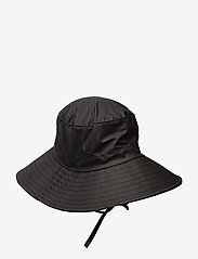 Rains - Boonie Hat - bucket hats - 01 black - 0