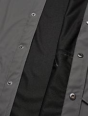 Rains - Jacket - manteaux de pluie - 18 charcoal - 4