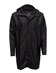 Long Jacket - 01 BLACK