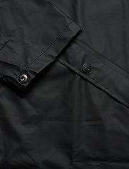 Rains - Long Jacket - manteaux de pluie - 01 black - 6