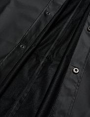Rains - Long Jacket - manteaux de pluie - 01 black - 7