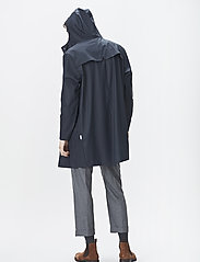 Rains - Long Jacket - regenbekleidung - 02 blue - 4