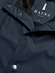 Rains - Long Jacket - regenbekleidung - 02 blue - 5