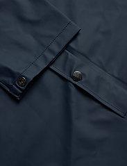 Rains - Long Jacket - regenbekleidung - 02 blue - 6