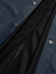 Rains - Long Jacket - regenbekleidung - 02 blue - 7