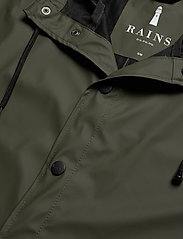 Rains - Long Jacket - regenbekleidung - 03 green - 5