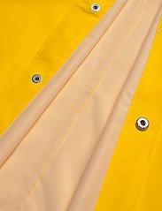 Rains - Long Jacket - regenbekleidung - 04 yellow - 7