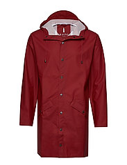 Long Jacket - 20 SCARLET