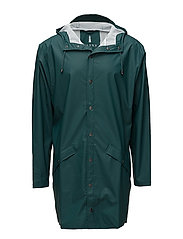 Long Jacket - 40 DARK TEAL