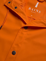Rains - Long Jacket - regenbekleidung - 83 fire orange - 2