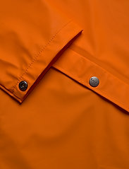 Rains - Long Jacket - regenbekleidung - 83 fire orange - 3