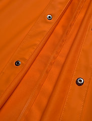 Rains - Long Jacket - regenbekleidung - 83 fire orange - 4