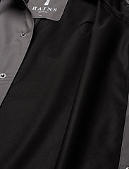 Rains - Long Jacket - regenbekleidung - charcoal - 4