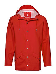 Long Jacket - RED