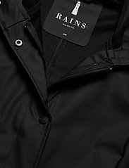 Rains - Curve Jacket - regnjakker - 01 black - 5