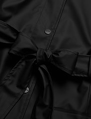 Rains - Curve Jacket - regnjakker - 01 black - 6