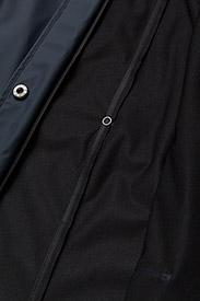 Rains - Curve Jacket - regenbekleidung - 02 blue - 6