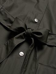 Rains - Curve Jacket - manteaux de pluie - 03 green - 4