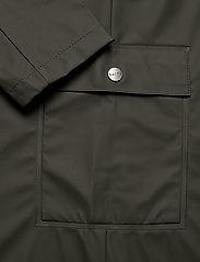 Rains - Curve Jacket - manteaux de pluie - 03 green - 5