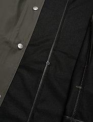 Rains - Curve Jacket - manteaux de pluie - 03 green - 6