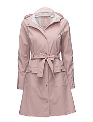 Curve Jacket - 23 ROSE