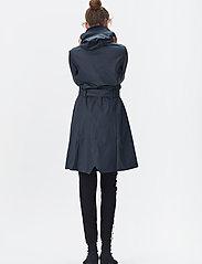 Rains - Curve Jacket - regenbekleidung - 02 blue - 4