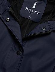 Rains - Curve Jacket - regenbekleidung - 02 blue - 5