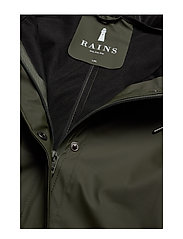 Rains - Curve Jacket - regenbekleidung - 03 green - 3