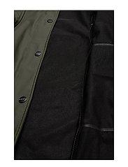 Rains - Curve Jacket - regenbekleidung - 03 green - 5