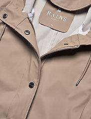 Rains - Curve Jacket - manteaux de pluie - 17 taupe - 2