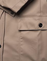 Rains - Curve Jacket - manteaux de pluie - 17 taupe - 3