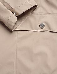 Rains - Curve Jacket - regenbekleidung - 35 beige - 4